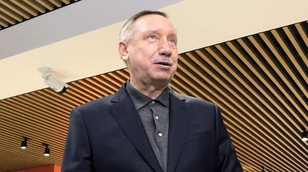 Беглов рассказал о петербургских инновациях в борьбе с коронавирусом