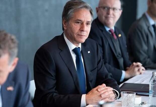 Россия выдвинула незаконные претензии в Арктике - Блинкен