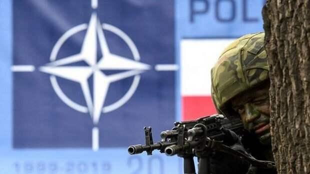 Польша устроила истерику: бомбит от численности военных на учениях «Запад-2021»