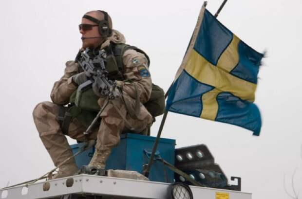 Военный эксперт раскрыл, что скрывается за угрозой шведов в адрес России