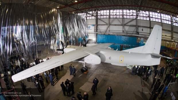 Украинский завод-гигант, работающий на авиацию, оказался на грани банкротства
