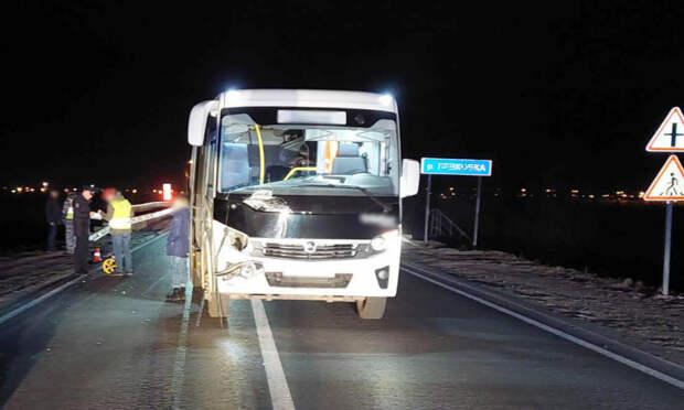 Надороге Архангельск-Северодвинск автобус насмерть сбил пешехода