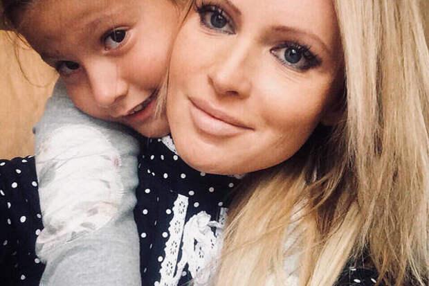 """Дочь Даны Борисовой заявила, что не била мать: """"Я же ребенок"""""""