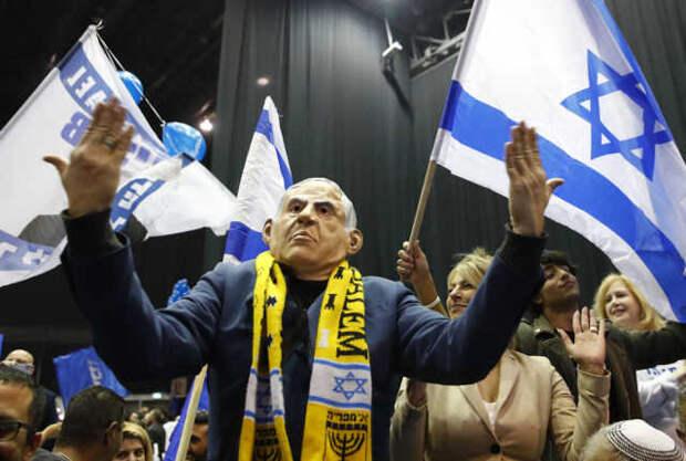 На выборах в США побеждает Израиль