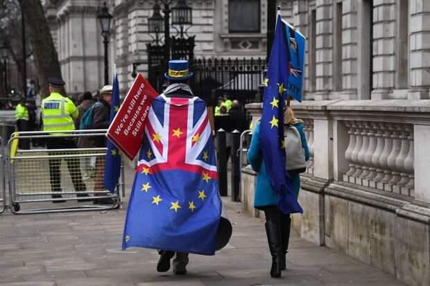 Деградация Британии в цифрах и фактах. Учитесь, как надо аналитику писать