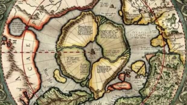 Ученые доказали существование мифической Арктиды
