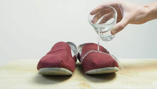 Как в домашних условиях сделать обувь практически непромокаемой.