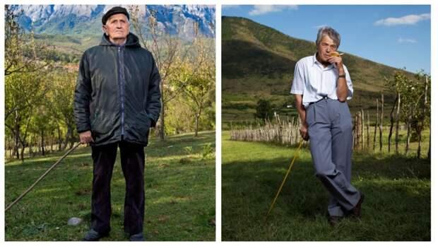 """""""Бурнеша"""". Почему в Албании некоторые девушки вынуждены """"становиться мужчинами""""."""