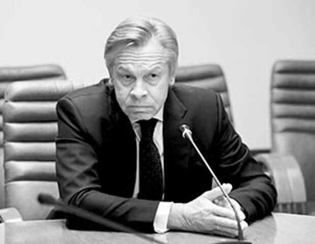 Пушков: Мою позицию о санкциях против артистов кардинально исказили