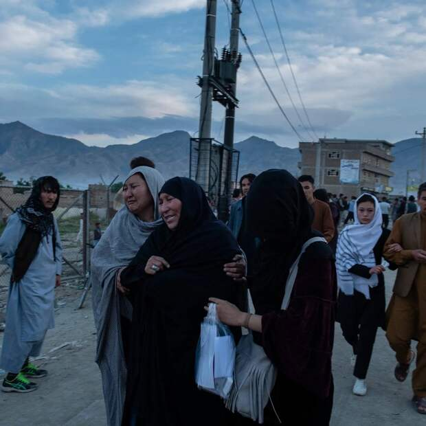 Взрыв женской школы в Кабуле