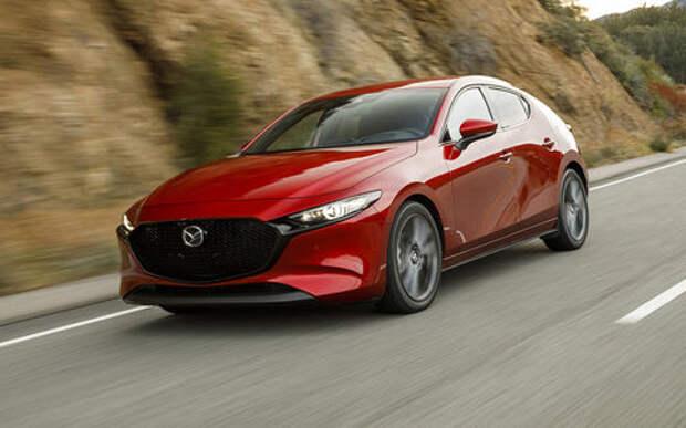 Новая Mazda3: цены и комплектации