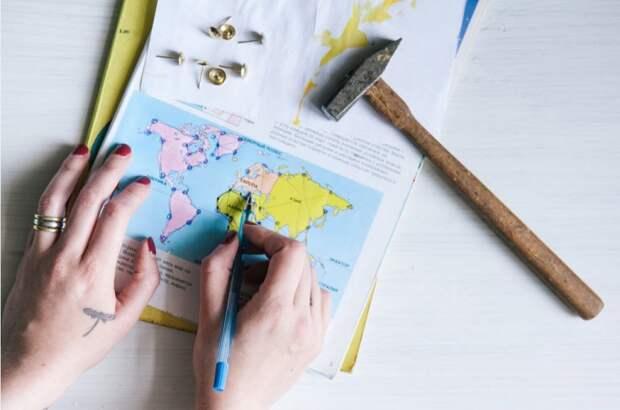 Креативные карты
