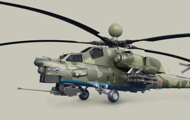 Ни один из зарубежных вертолетов не может сравниться с ним