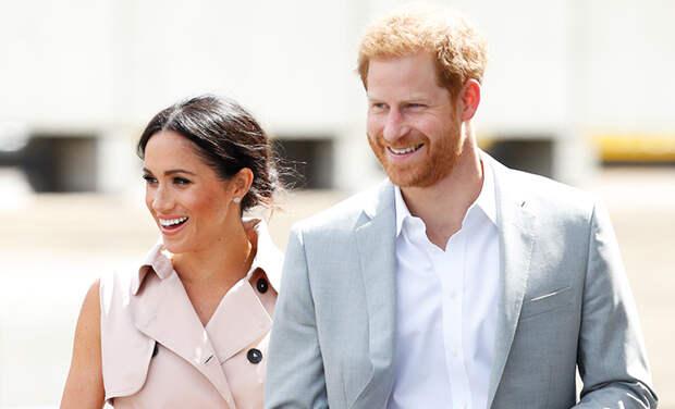 Принц Гарри и Меган Маркл выплатили долг за ремонт Фрогмор-хауса