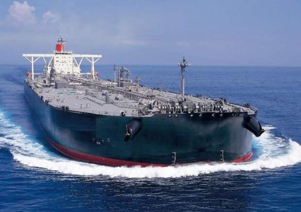 танкер КНР