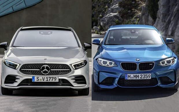 Daimler и BMW будут вместе делать компактные автомобили