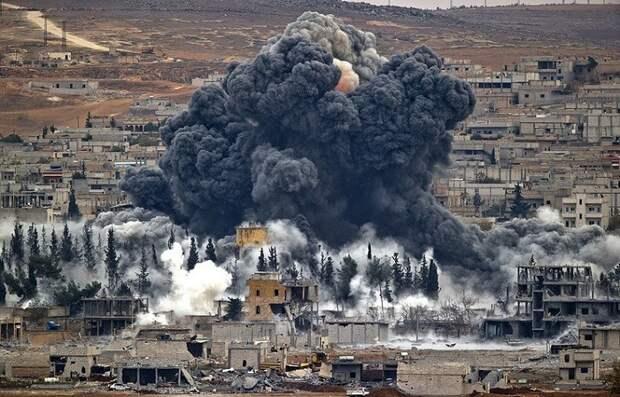 Да что там в этой Сирии происходит ?