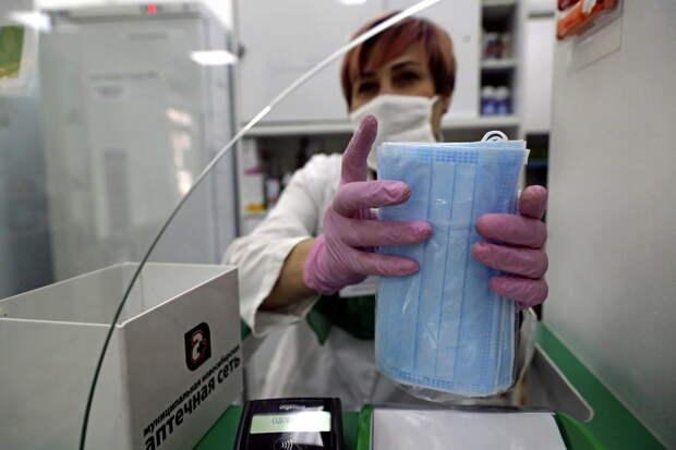 В России создан более чем трехмесячный запас противоэпидемических средств