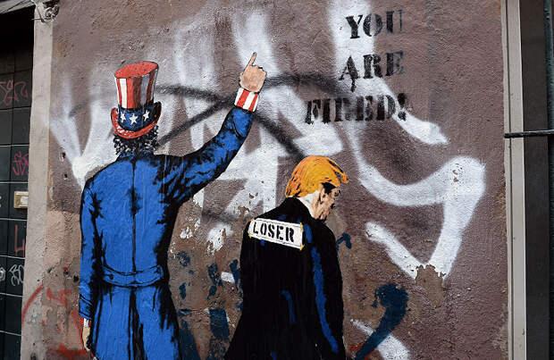 Как жители США относятся к сложившейся в стране ситуации?