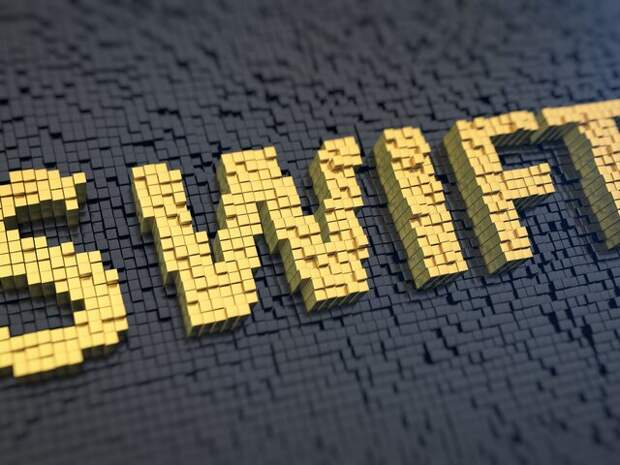 ЦБ оценил вероятность отключения России от SWIFT