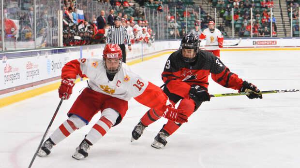 Пашков не считает достижением серебро сборной России по хоккею на ЮЧМ-2021