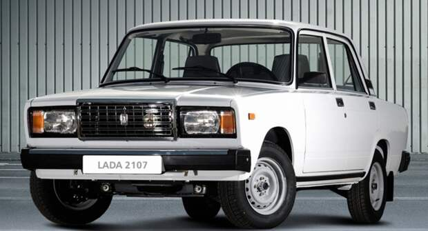 Почему ВАЗ-2107 был самым популярным в 2000-х?