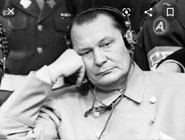 Казнь главных нацистских преступников