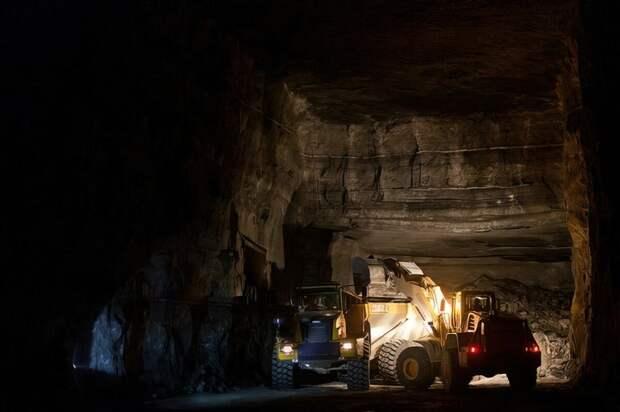 Подземный город под тульским Новомосковском. Страшно и интересно