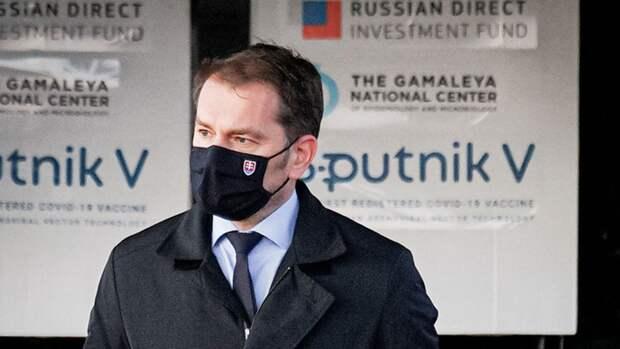 Премьер Словакии заплатил за спасение страны своим постом