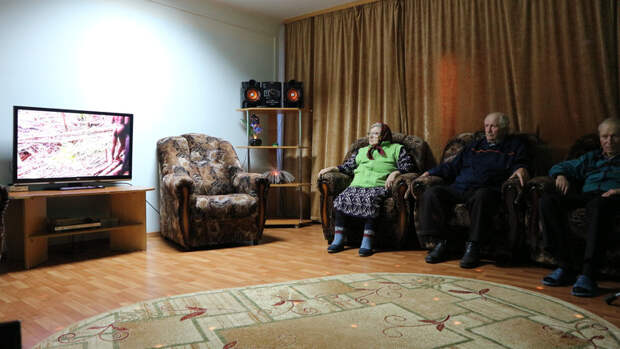 Удмуртские пенсионеры отказываются работать