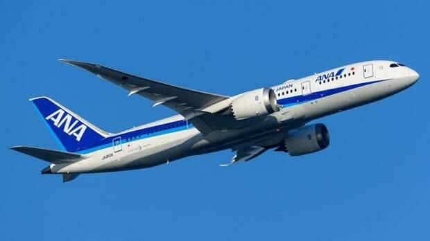 Названа причина экстренной посадки японского Boeing в Новосибирске