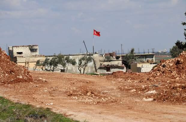 Турция переносит блокпосты в Сирии, отдаляясь от военных позиций Асада