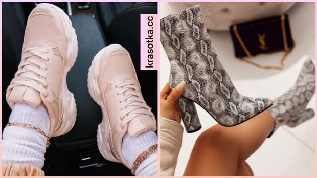 Модный цвет обуви весной 2021: стильные и привлекательные решения