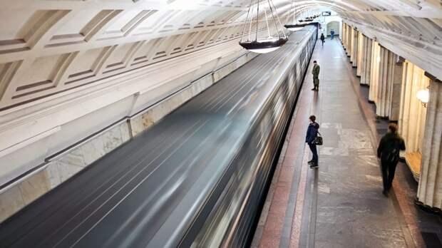 В дептрансе Москвы рассказали о работе метро 9 мая