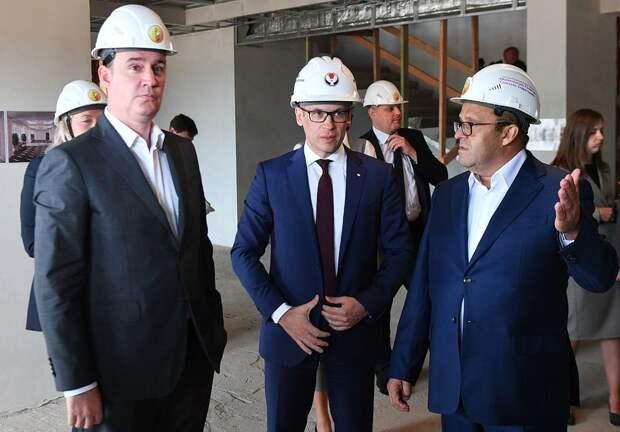 Министр сельского хозяйства России Дмитрий Патрушев побывал в Удмуртии с рабочим визитом