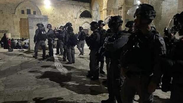 Аббас призвал к созыву заседания Совбеза ООН