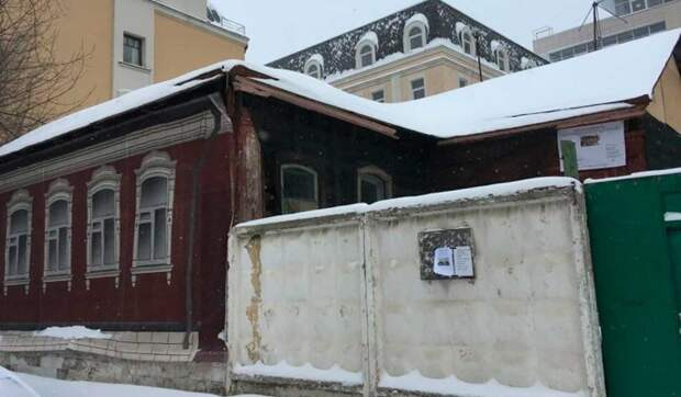 Мосгорнаследие уберегло исторический дом от незаконного ремонта
