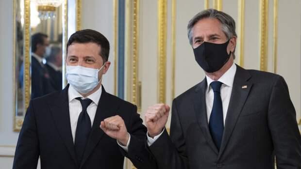 Погребинский назвал истинные причины визита госсекретаря США в Киев