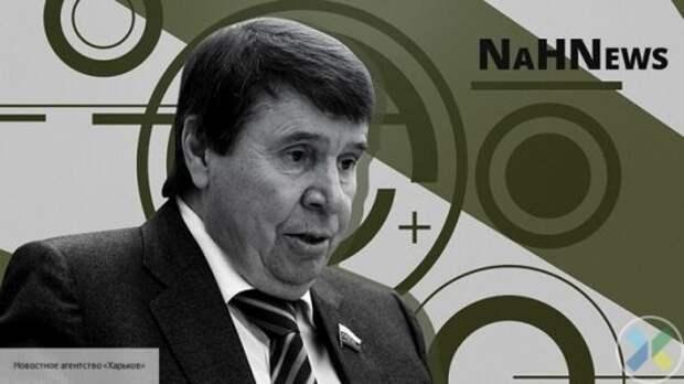 Сенатор Цеков назвал условие для встречи Зеленского и Путина на территории Крыма