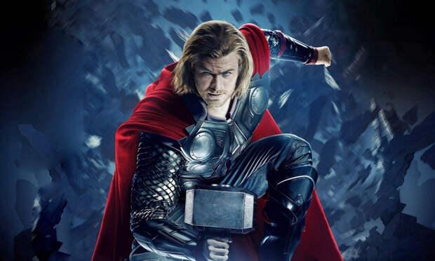 Тор уже не тот: Крис Хемсворт выложил фото со съёмок новой части фильма Marvel
