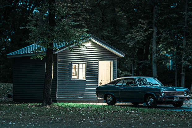 Going Back in Time by Jeff Douglas on 500px.com