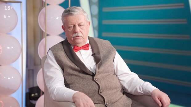 Ведущий «Русского лото» Борисов в одиночку растил сына после смерти жены