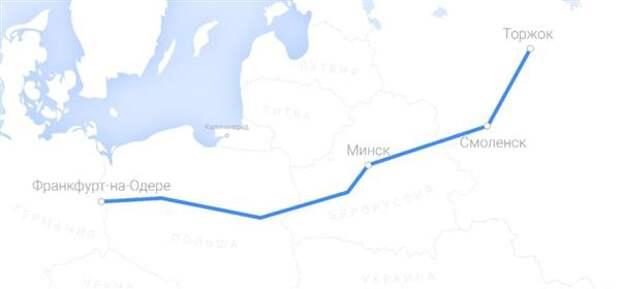 """Новак РИА об угрозах в ЕС против """"Ямал-Европа"""": Европа сама заинтересована в этой трубе"""