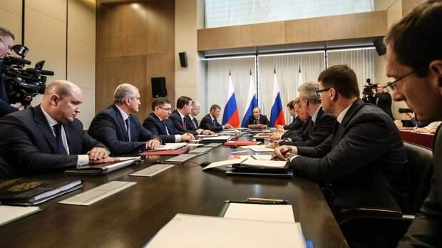 Президент Владимир Путин определил ключевую задачу для крымского руководства