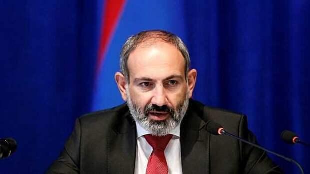 Пашинян вновь обвинил в разгроме армянской армии Россию