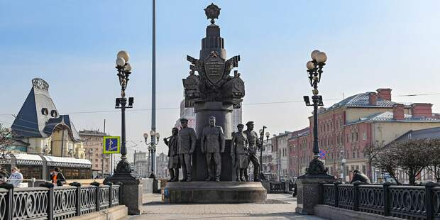 От ополченцев до маршалов: 10 монументов Москвы в память о Великой Отечественной войне