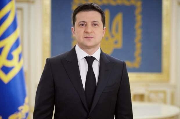 Зеленский ввёл в действие решение СНБО об антироссийских санкциях