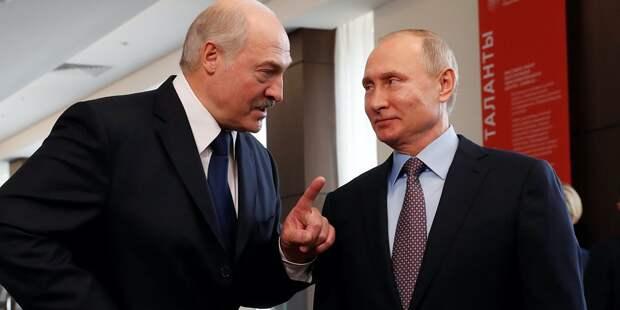 Путин и Лукашенко пока не планируют проводить встречи до Нового года — Песков