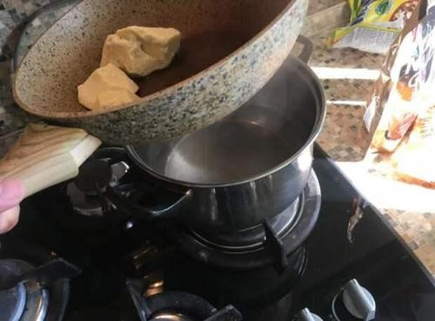 Теперь готовлю шоколад сам. Трачу всего 20 минут и вся семья в восторге