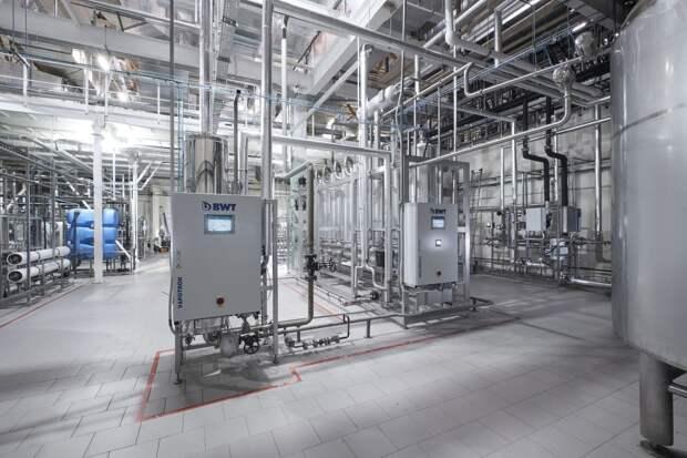 BWT обеспечила водоподготовку на производстве вакцины «Спутник V»